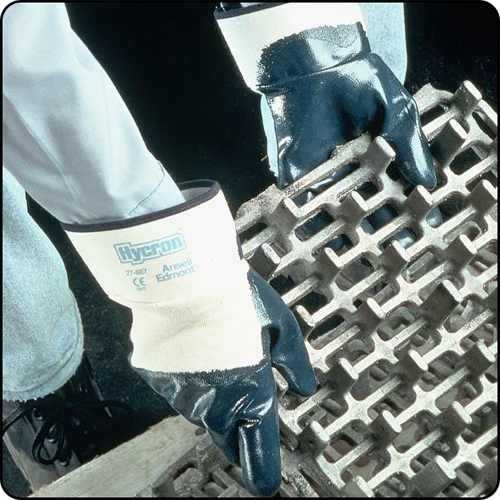 Arbeitshandschuhe aus Latex, Nitril, PVC