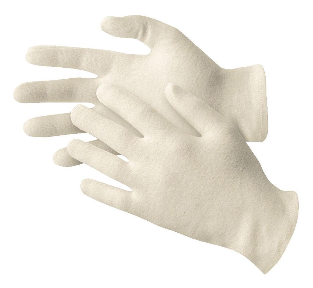 Baumwollhandschuhe Herren Gr.12 12 Paar Trikothandschuhe Trikot-Handschuhe